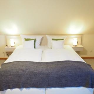 Hotel Wagenknecht - Doppelzimmer 18 - Westerland