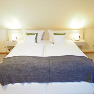 Hotel Wagenknecht - Doppelzimmer 19 - Westerland