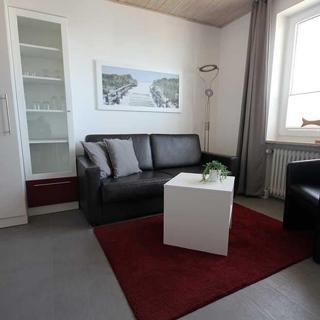 Ferienwohnung 7 mit Meerblick im strandnahen Haus Seeluft in Duhnen - Cuxhaven