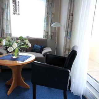 Ferienwohnung 8 mit Balkon und Meerblick im Haus Seeluft in Duhnen - Cuxhaven