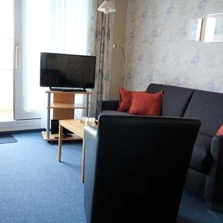 Ferienwohnung 9 mit Meerblick und 2 Balkonen im Haus Seeluft in Duhnen - Cuxhaven