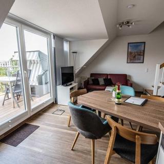 Ferienwohnung 416 mit eigenem Whirlpool, Residenz Hohe Lith Duhnen - Cuxhaven