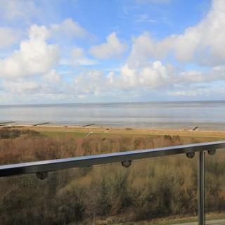 Ferienwohnung 86 mit Panorama-Meerblick im Strandhochhaus Döse - Cuxhaven