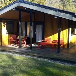 Retro Chalet - Kellenhusen