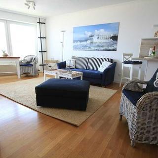 Ferienwohnung 25 mit Meerblick in der Residenz Meeresbrandung - Cuxhaven