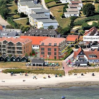 """Meeresblick """"Strandparadies"""" Haus 3 WE 37 - Hohwacht"""