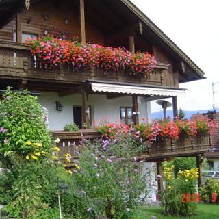Ferienwohnung im Haus Christine - St. Oswald