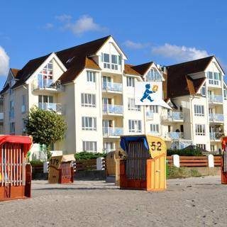 Strandhotel 24 - Laboe