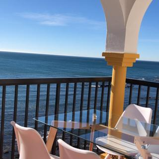 BALCON DEL MAR, Apartament On The Beach Front 2-3 - La Cala de Mijas