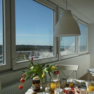 Strandhochhaus C7 in Strandnähe - Cuxhaven