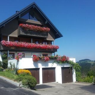 Ferienhaus Schlachter, Wohnung 1 - Oberreute