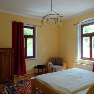 Villa Cosel, Ferienwohnung 1. EG - Dresden