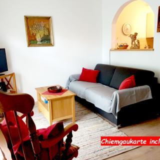 """Ferienwohnung """"Marille"""",  Fewo Alpenblick Wohnung Nr. 13 - Inzell"""