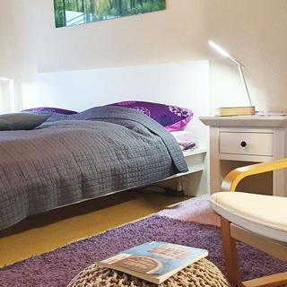 Gemütliche und moderne 3-Zimmer-Ferienwohnung mit großer Terrasse, stadtnah - Au