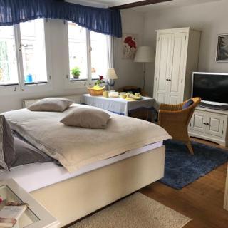 Ferienwohnung Mittelalter-Domizil Wohnung 2 - Quedlinburg