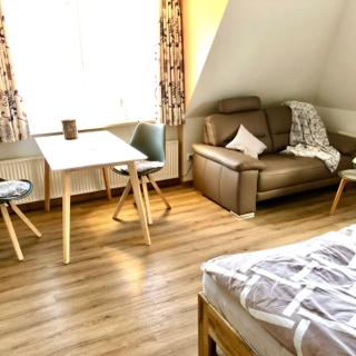 Ferienhaus Kille, 3 Sterne Dachappartement - St. Peter-Ording
