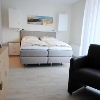 Ferienwohnung 15 mit Sonnenbalkon, Residenz Meeresbrandung Duhnen - Cuxhaven