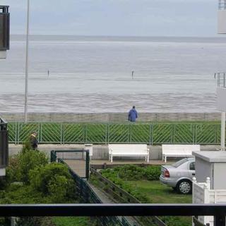Ferienwohnung 16 mit Meerblick, Residenz Meeresbrandung Duhnen - Cuxhaven