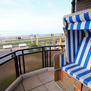 Ferienwohnung 20 mit Meerblick, Residenz Meeresbrandung Duhnen - Cuxhaven