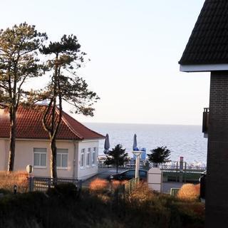 Ferienwohnung 46 mit Meerblick, Residenz Meeresbrandung Duhnen - Cuxhaven