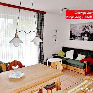 """Ferienwohnung """"Alpenblick"""" Nr. 16 - Inzell"""