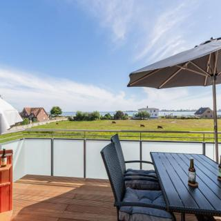 "Penthouse ""Sundseele"" Nr. 30 WE-5 - Fehmarn"