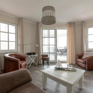 Villa Borwin Apartment 17 - Kühlungsborn
