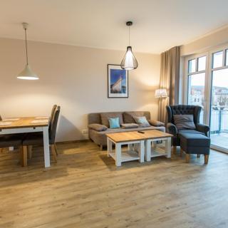 Sunnevelt Apartment 6 - Kühlungsborn
