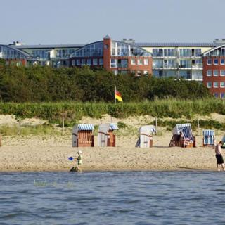 Strandhaus Nordseebrandung Fewo B1.3 - Cuxhaven