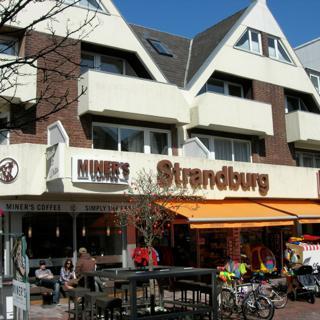 Strandburg Whg. 8 - Westerland