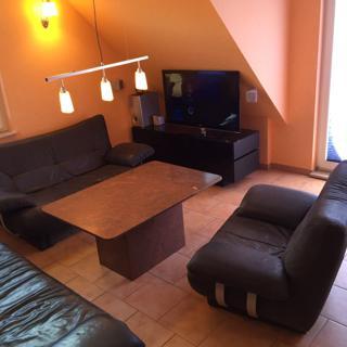 Moderne Ferienwohnung für 4 Personen mit Balkon - Binz