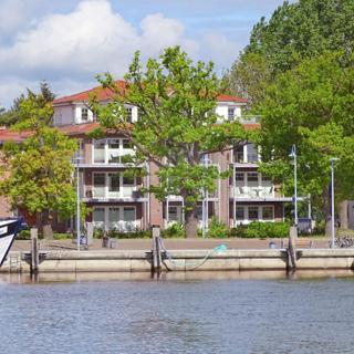 Hafenresidenz FeWo 2-7: 3Raum, 4Pers, Balkon, Penthouse, Meerbl. kH - Putbus