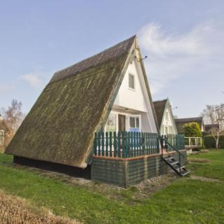 Finnhaus Gager Nr. 67 Haus: 3-Raum, 4 Pers., 2 sep. Schlafzimmer, kH - Gager