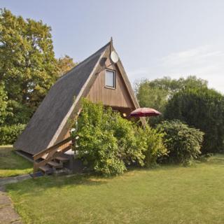 Finnhaus Gager Nr. 29 Haus: 3-Raum, 4 Pers., Terrasse, Garten, kH - Gager