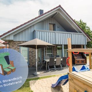 Feriendorf Südstrand Haus 39 - Pelzerhaken