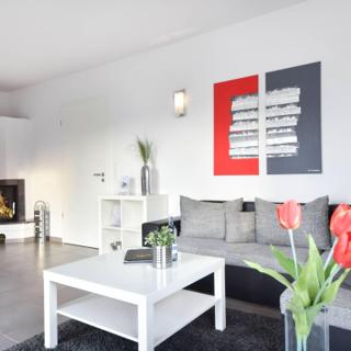 Villa Kaja Wohnung Ostseestrand - Korswandt