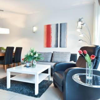 Villa Kaja Wohnung Seebrücke - Korswandt