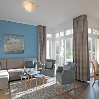 Dünenschloss - Haus 1 Wohnung 1 / 256 - Kühlungsborn