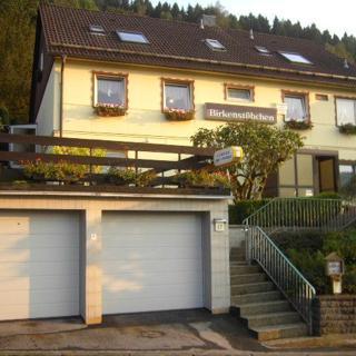 Haus Birkenstübchen, FW. Hexe, 3 Sterne       - Lautenthal