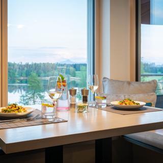 Lebensart am See, moderne FeWo Relaxx, direkt am See - Bad Endorf