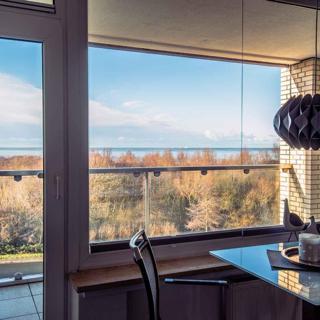 Ferienwohnung 38 mit Panorama-Meerblick im Strandhochhaus Döse - Cuxhaven