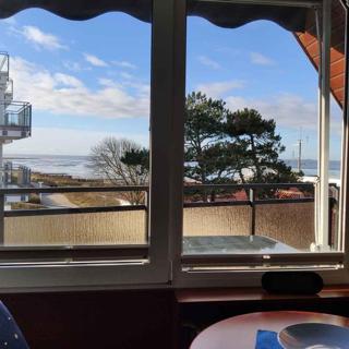 Ferienwohnung 37 mit Meerblick, Residenz Meeresbrandung Duhnen - Cuxhaven