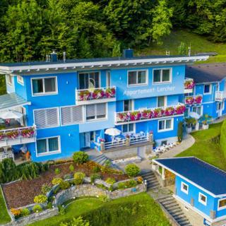 Appartement 4 mit 2 Schlafzimmern und Balkon - Flattach