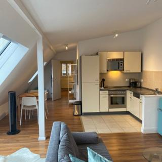 """Panorama""-Suite exklusiv Nähe Wismarer Markt - 219 - Wismar"