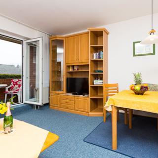 Achtern Strand Wohnung 2 - Wittdün