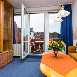 Achtern Strand Wohnung 6 - Wittdün