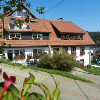 Ferienbauernhof Büchele, Erdgeschoss - Dachsberg