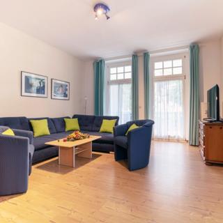 Villa Strandidyll Binz Typ 3 / Apartment 1 - Binz