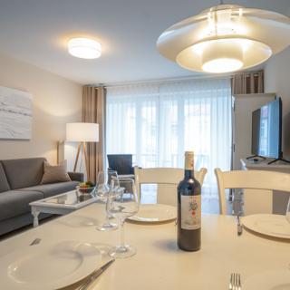 Neubau Villa Strandidyll Typ4 / Apartment 1.1 - Binz