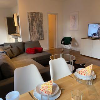 City-Suite exklusiv mit Terrasse Nähe Wismarer Markt - 215 - Wismar